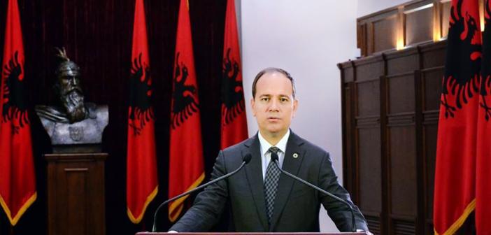 Nishani: Kosova është Jerusalemi i shqiptarëve
