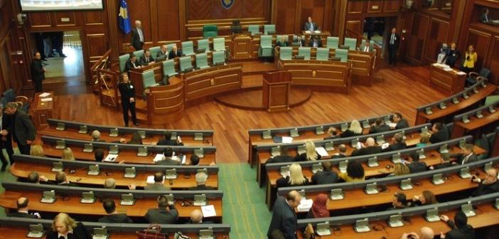 Shpërndahet Parlamenti i Kosovës me 89 vota pro dhe një kundër