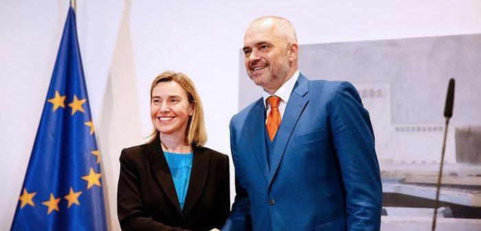 BE-ja çel dyert për Shqipërinë e Maqedoninë – Mali i Zi ka përparuar