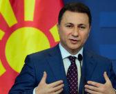 Gruevski kaloi nëpër Shqipëri dhe Mal të Zi