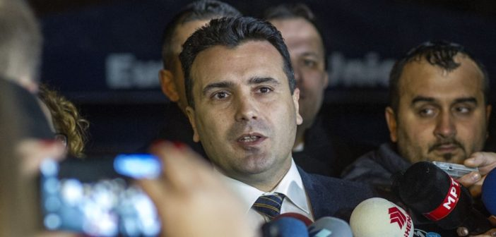 Kryeministri i Maqedonisë propozon zgjedhje të parakohshme