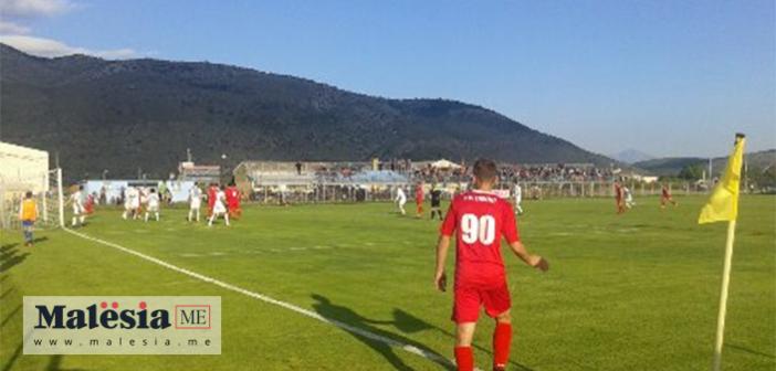 Liga e dytë: Deçiq mundi Otrant 4-1