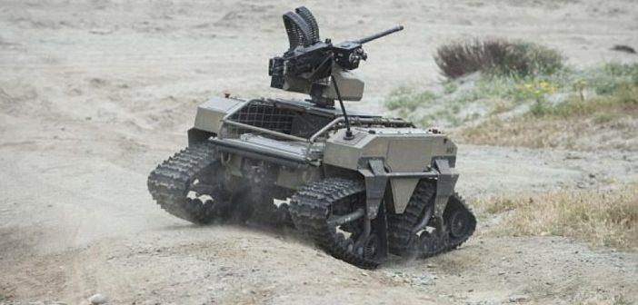 Robotet, e ardhmja e ushtrisë?! (Video)