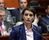 Kryeministrja serbe fyen shqiptarët, Pacolli ia ndalon hyrjen në Kosovë