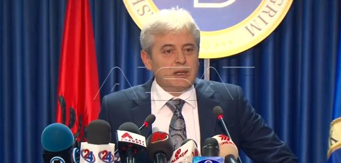 Ali Ahmeti ftohet nga Gjykata Speciale