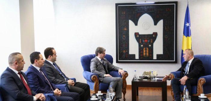 Haradinaj premton mbështetje për shqiptarët e Preshevës