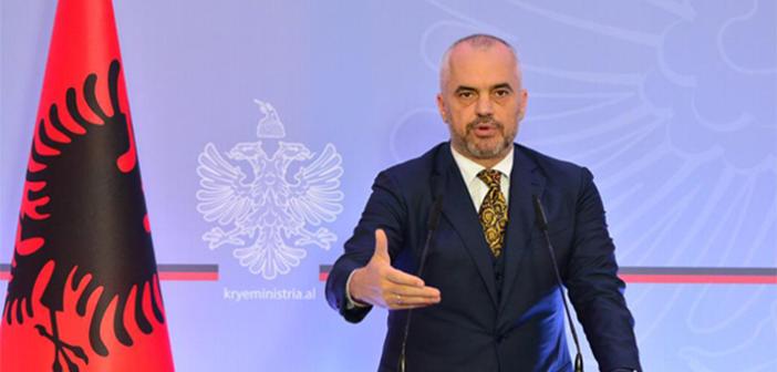 """Betimi Edi Ramës: """"Unë do heq kufirin e Shqipërisë me Kosovën"""""""
