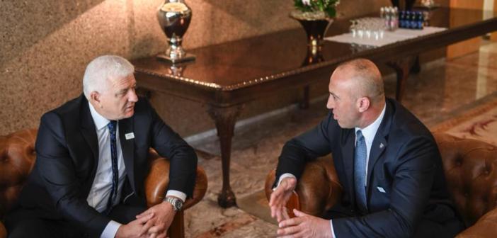Haradinaj paralajmëron takim me homologët malazezë për korrigjimin e kufirit me Malin e Zi