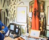 Ministri i Kulturës Aleksander Bogdanoviq vizitoi Muzeu Etnografik të Malësisë