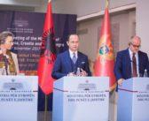 Takim Trepalësh i Ministrave të Jashtëm të Shqipërisë, Kroacisë, dhe Malit të Zi