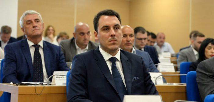 Vukoviq kryebashkiaku i ri i Podgoricës