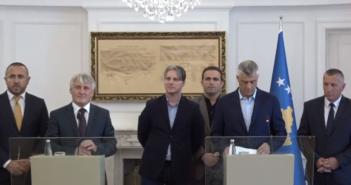 Lugina e Preshevës kërkon bashkim me Kosovën (Video)