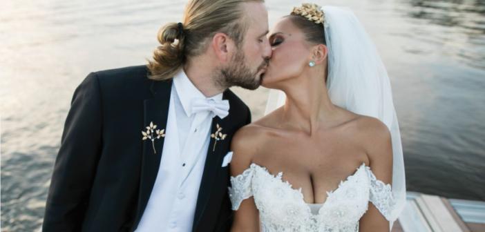 Miss Gjermani Martina Ivezaj: Pas nëntë vitesh ritakova Leonin dhe dashurinë e kurorëzuam me martesë