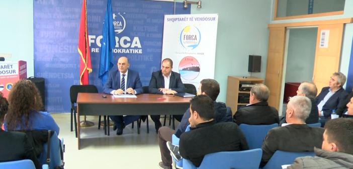 Forca, kundër karantinës për Koronavirus në Ulqin