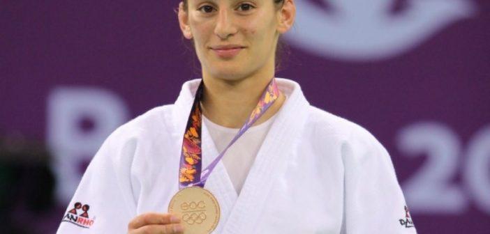 Nora Gjakova fiton medaljen e artë, mposhti rusen në finale