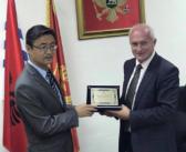 Ambasadori i Republikës së Kinës vizitoi Komunën e Tuzit