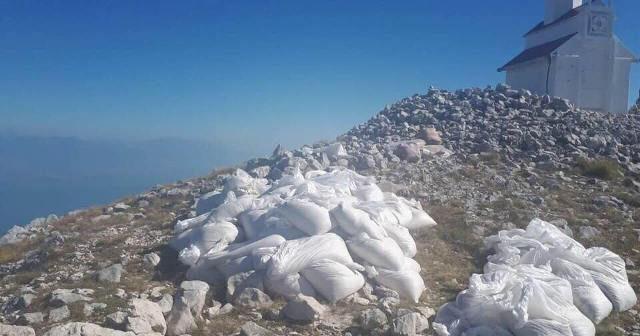 """Shoqata """"KRAJA"""" shpreh shqetsim lidhur më aktivitetet ilegale të kishës serbe në malin e Rumisë"""