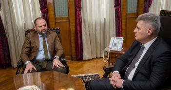 Kurtezi-Brajoviq: Të forcohet bashkpunimi në fushën e ekonomisë
