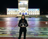 """Emina Çunmulaj nderohet në eventin """"ODA"""""""