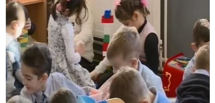 Kopshti i fëmijëve në Dinoshë (Video)