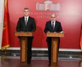 Brajoviq vizit në Maqedoni, pritet nga Talat Xhaferi