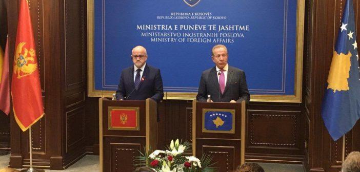 Darmanoviq në Prishtinë: S'ka pika kontestuese sa i përket Demarkacionit me Kosovën