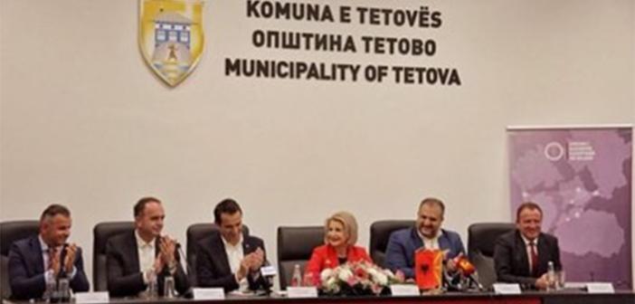 Komuna e Tuzit pjesë e Unionit të Bashkive Shqiptare në Rajon