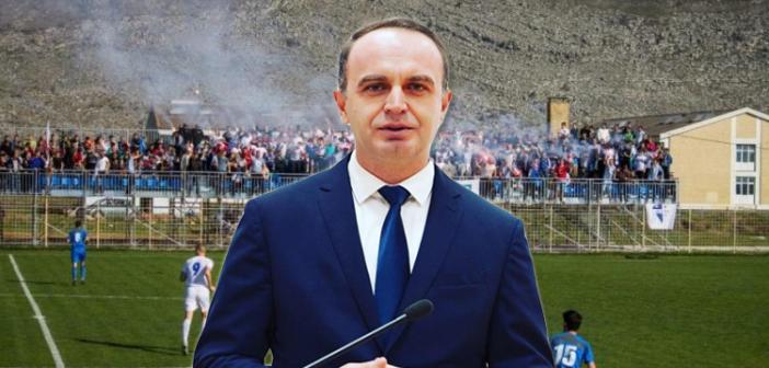 Gjeloshaj: Së shpejti në stadiumin e qytetit ndërtohet ndriçimi me vlerë 600.000,00€