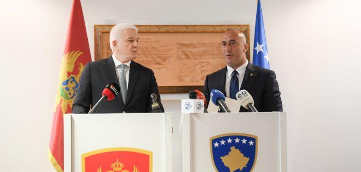 Haradinaj paralajmeron rishikimin e demarkacionit në drejtim të Kullës dhe Çakorrit