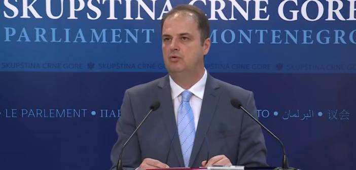 Nimanbegu: Shqiptarët janë autokton dhe se sipas Kushtetutës kanë të drejtë të shfaqin simbolet e tyre