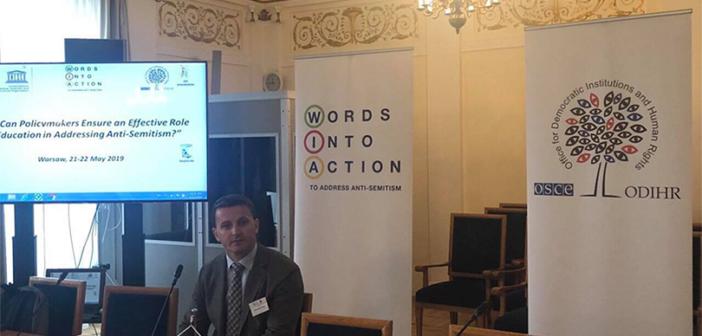 Marash Dukaj në konferencë dy ditore në Varshavë të Polonisë