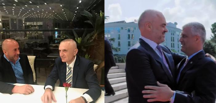 Meta-Haradinaj vs. Rama-Thaçi