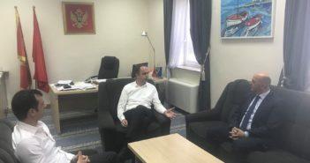 Nazif Cungu vizitoi Komunën e Tuzit