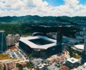 """""""Arena Kombëtare"""" në Tiranë pranë përfundimit (Video)"""