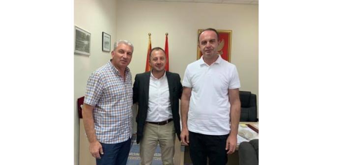 Kryetari i KKSH-së Faik Nika vizitoi komunën e Tuzit