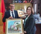 Ambasadorja e SHBA –së qëndroi për vizitë në Ulqin