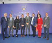 Zyrtarë nga KKSH dhe Ministria e arsmit vizituan institucione në Prishtinë