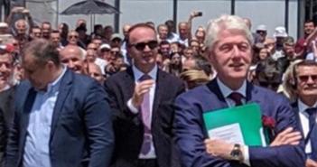 Gjeloshaj në Prishtinë, në ceremoninë e 20- vjetorit të hyrjes së trupave të NATO-s në Kosovë