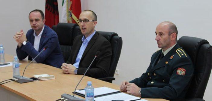 """""""Ora qytetare"""" e Ministrisë së mbrojtjes dhe Ushtrisë së MZ në Tuz"""