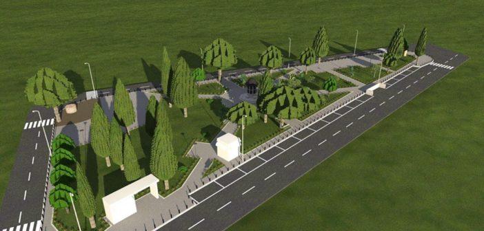 Gjeloshaj prezenton projektin e parkut qëndror në Tuz