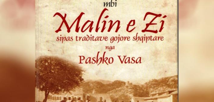 Mali i Zi sipas traditës shqiptare