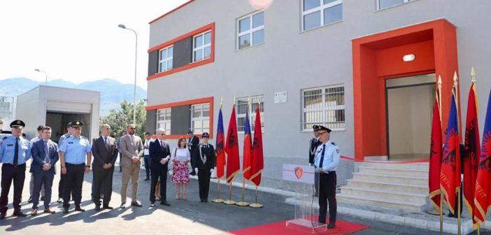 Inaugurohet godina e re e Policisë shqiptare në Pikën e Kalimit në Hanin e Hotit