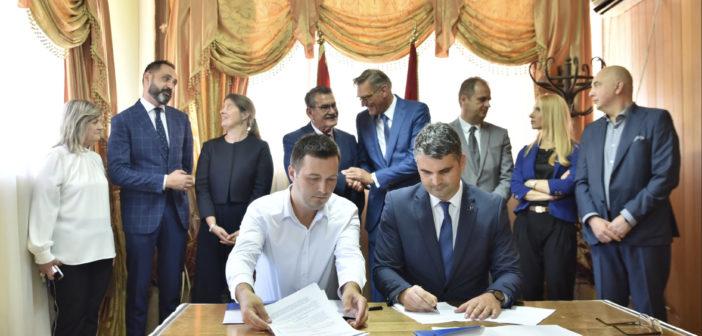 """Firmoset vendimi historikë për shpalljen e Parkut të Natyrës """"Kriporja e Ulqinit"""""""