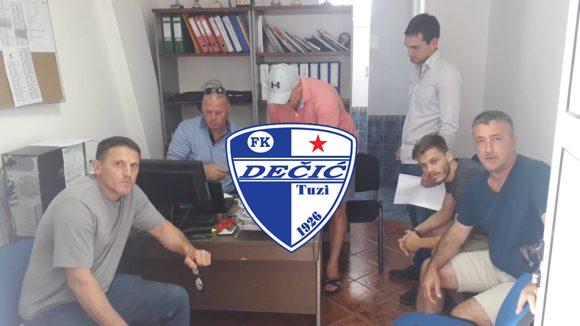 Pal Dreshaj emërohet President i KF Deçiq