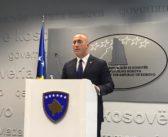 Ramush Haradinaj i uron Komunës së Tuzit përvjetorin e parë si komunë