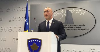 Ramush Haradinaj dorëhiqet nga posti i kryeministrit të Kosovës