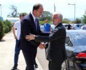 Talat Xhaferi, Kryetar i Kuvendit të Republikës së Maqedonisë Veriore vizitoi Komunën e Tuzit