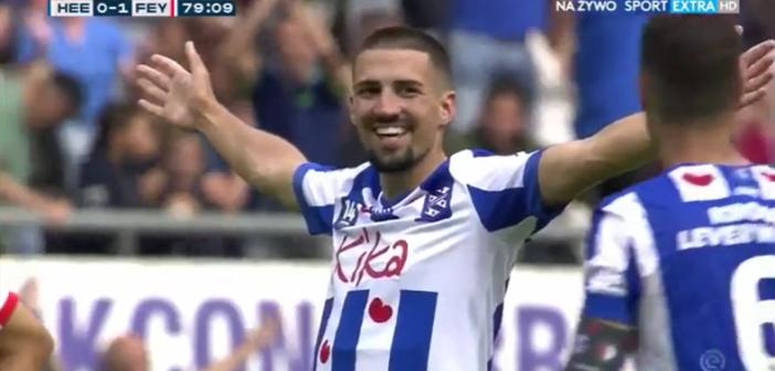 Dresheviq i shënon gol nga 45 metra Fejnordit (Video)