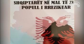 """Perurohet libri i Xheladin Zenelit """"Shqiptaret në Mal të Zi, popull i rrezikuar"""""""
