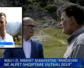 """Vuthaj: Manifestimi """"Mirësevini në Alpet Shqiptare"""""""